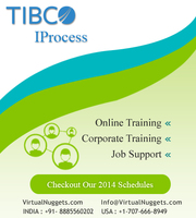 TIBCO Iprocess(BPM) Online Training